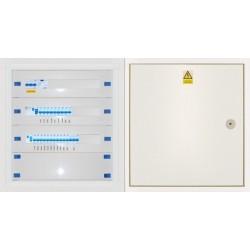 Domovní instalační rozvaděč DRE 66.P