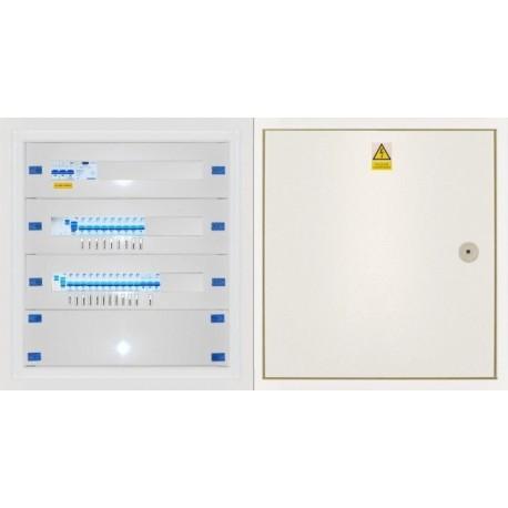 Domovní instalační rozvaděč DRE 66.N.O.PS