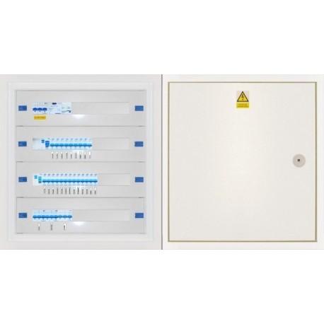 Domovní instalační rozvaděč DRE 66.N.O.ES