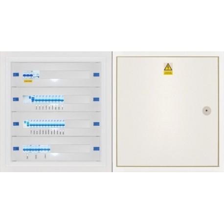 Domovní instalační rozvaděč DRE 66.C
