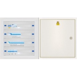 Domovní instalační rozvaděč DRE 65.E