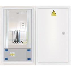 Elektroměrový rozvaděč ER 112/OVP7P