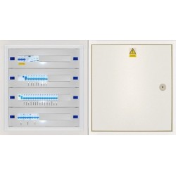 Domovní instalační rozvaděč DRE 76.E