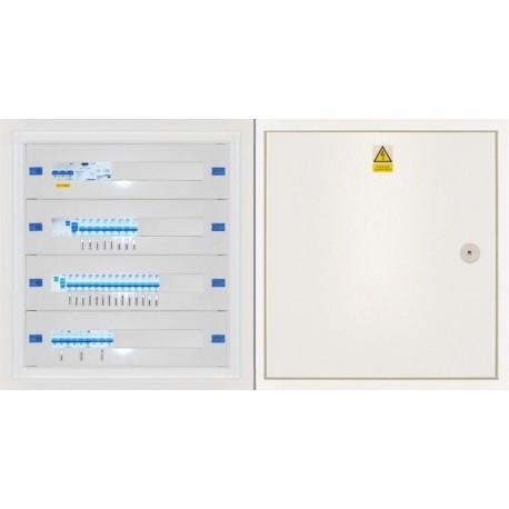 Domovní instalační rozvaděč DRE 76.N.O.CS