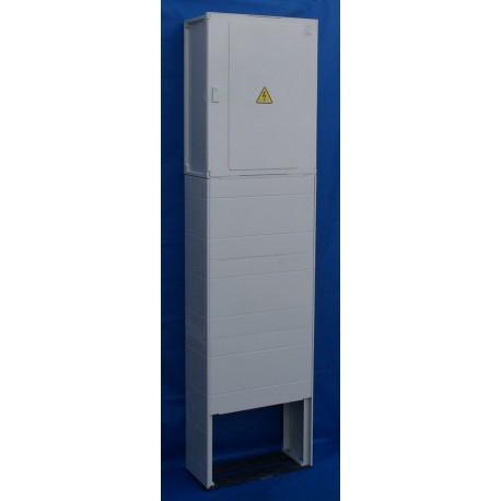 Elektroměrový rozvaděč ER 222/NKP7P-C