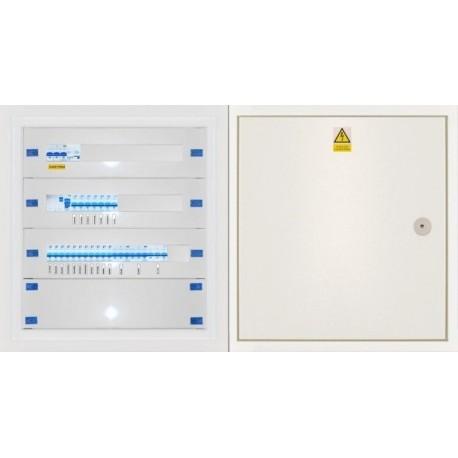 Domovní instalační rozvaděč DRE 44.S.E