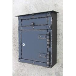 Kovaná schránka 30x40cm