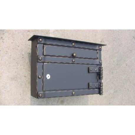 Kovaná schránka 40x30cm