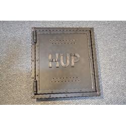 Kovaná dvířka HUP vč. rámů
