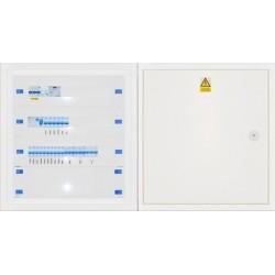 Domovní instalační rozvaděč DRE 33.E