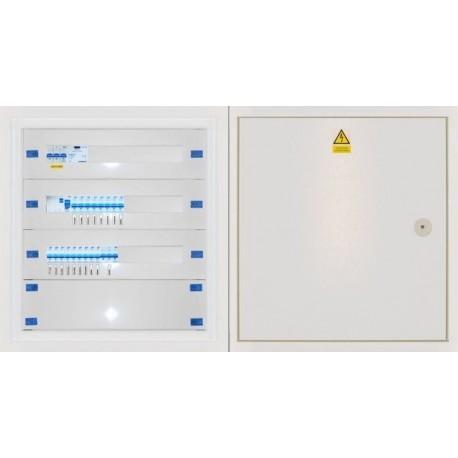 Domovní instalační rozvaděč DRE 33.N.O.P0