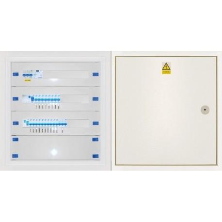 Domovní instalační rozvaděč DRE 55.V.O.PS