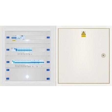 Domovní instalační rozvaděč DRE 55.N.O.ES