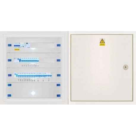 Domovní instalační rozvaděč DRE 55.N.O.CS
